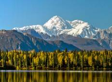 Alaskan Highlights with Alaska Cruise (from Anchorage to Vancouver) Tour