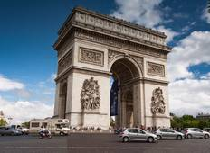 Paris Getaway 3 Nights Tour
