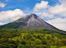 Costa Rica Volcanoes & Surfing Tour