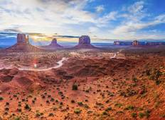 Enchanting Canyonlands (Classic, Summer 2021, 7 Days) Tour