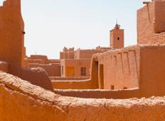 Camels, Kasbahs & Beach Family Tour - 12 Days Tour