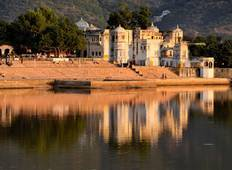 Rajasthan and Varanasi: Trains & the Taj Tour