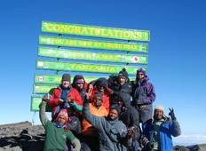 Kilimanjaro - Remote Northern Circuit Tour