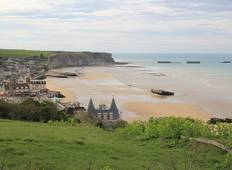 Normandy Landing Beaches Tour