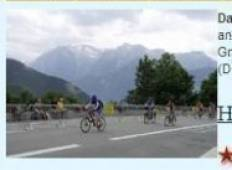 Alpe d\'Huez to Briancon Self Guided Tour