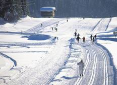 Cross-country Skiing in Seefeld Tour