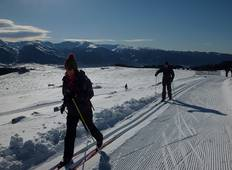Cross-country Skiing in the Pyrenees Tour