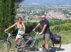 Cycling the Wine Trails of Umbria (including Perugia) Tour