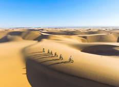 Cycle Namibia Tour