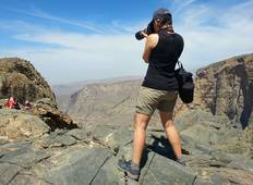 Trekking in Oman Tour