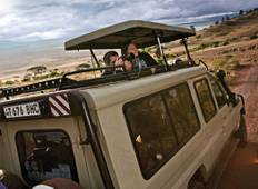 Serengeti & Ngorongoro Crater Safari Independent Adventure Tour