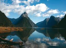 Milford and Fiordland Hike Bike and Kayak Tour