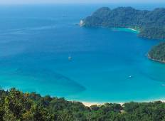 Mergui Archipelago Sailing Adventure - ex Phuket Tour