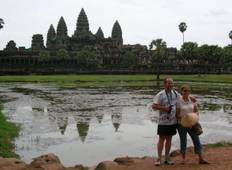 Full Day Private Tour of Angkor Temple Complex Tour