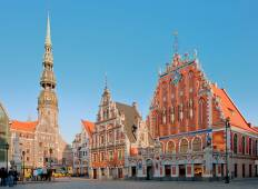 Baltic Capitals (from Tallinn to Warsaw) Tour