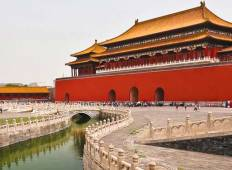 Beijing to Hong Kong Tour