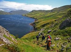 8-Day Guided Burren, Aran & Connemara Walk  Tour