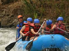 River white water Rafting in Costa Rica Tour