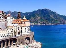 Paths of the Amalfi Coast Tour