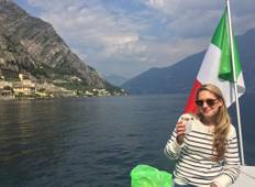 Italian Lakes: Hike, Bike & Kayak Tour
