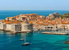 Sail Dubrovnik to Split-Above Deck Tour