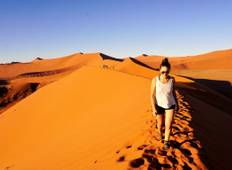 Cape Desert Safari - Northbound 11 Days Tour