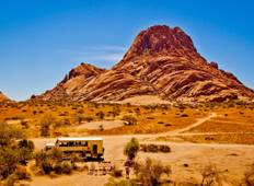 Desert  Delta Express - Southbound 12 Days Tour