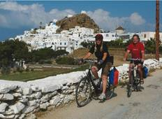 Greek Islands Family Adventure Tour