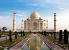 Taj Express - 8 days Tour