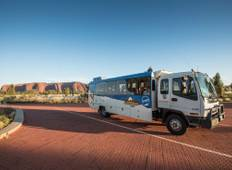 Red Centre Adventure  (4 Days  Basix) Tour
