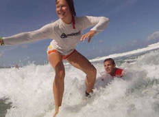 Byron Bay Surf Lessons 1/2 Day Tour