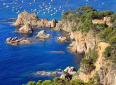 Costa Brava 4-Day Bike Tour Tour