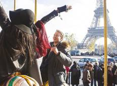 Paris For New Year Tour