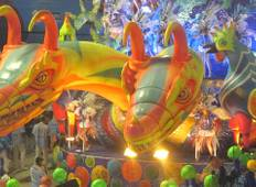 Rio Carnival Packages Tour