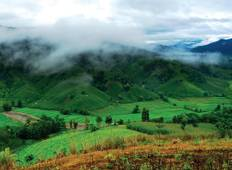 Northern Thailand Hike & Homestays Tour