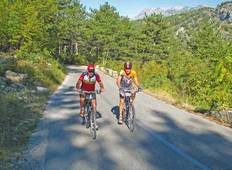 National Parks of North Dalmatia Tour