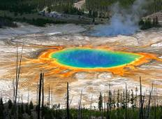 7 Day Yellowstone National Park Rocky Mountain Explorer Tour