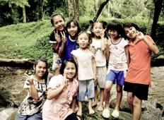 Thailand • Chiang Rai • Hill Tribe Child Development Tour