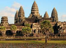 2 Countries - Thailand & Cambodia Tour