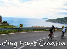 Cycling Dalmatia, self guided tour Tour