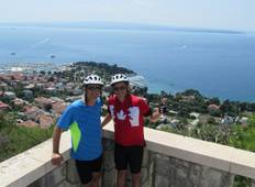 The Dalmatian coast from from Split to Dubrovnik Tour