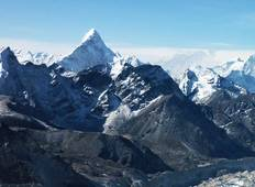 Everest Base Camp Deluxe Trek Tour