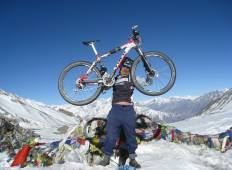 Annapurna Circuit Biking Tour