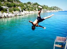 Kas to Fethiye 3 day/2night cruise Tour
