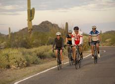 Scottsdale Arizona Desert Self Guided Cycling Tour Tour