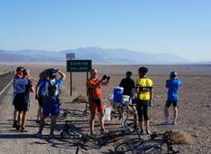 Death Valley Bicycling Discovery SSD Tour Tour