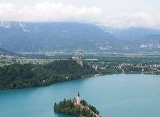 Cycling the Lakes of Austria and Slovenia Plus! Ljubljana Tour