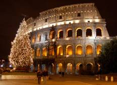 Europe Christmas & New Year Escape - 12 days Tour