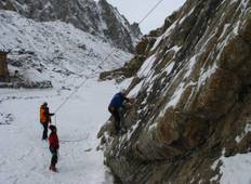 Mountaineering School in NEW Ala-Archa Tour