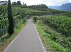 Italy - Dolomites to Lake Garda 6 Nights Cycling Tour